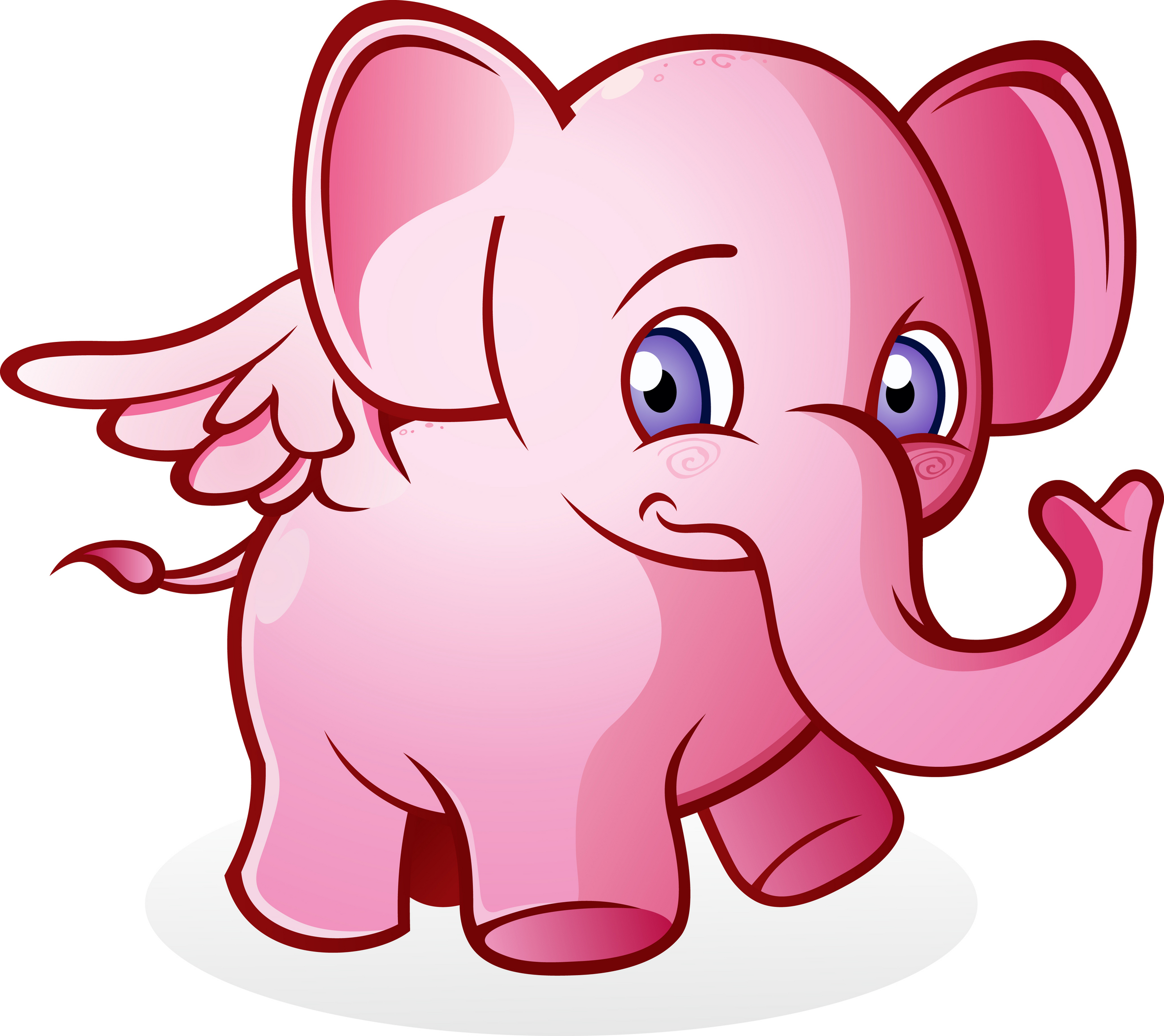 Pink elephants and trauma recovery | Trauma Recovery