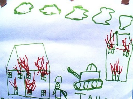 drawing-by-a-refugee-child-from-kosovo